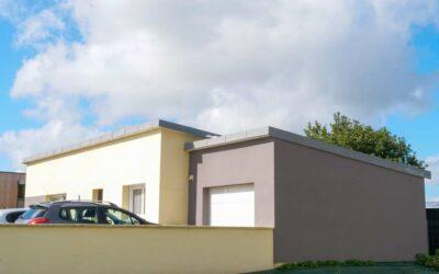 Maison neuve à Plouzévédé