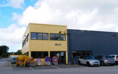 Bureau et magasin Locarmor à Landivisiau